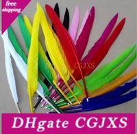 Wholesale popular pens resale online - New Arrive Diy Popular Goose Quill Pen Ballpoint Pens For Wedding Party Gift Pen