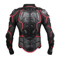 Wholesale moto racing jacket for sale - Group buy Motorcycle Full body armor Protection jackets Motocross racing clothing suit Moto Riding protectors turtle Jackets S XL
