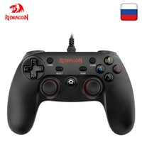 Wholesale ps2 controller buttons for sale - Group buy Cgjxs Redragon G807 Button Wired Gamepad For Nintendo Switch Playstation Pc Ps2 Ps3 Controller Joystick Android With Triggers T191227