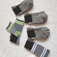 Wholesale knee high golf socks resale online - Stockings Knee High Socks With Tags Fashion Socks Sports Football Media Corta Knee High Socks Cotton Pink Leg Warmers