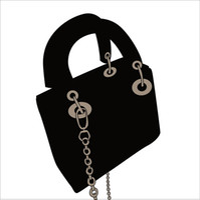 Wholesale princess handbags for sale - Group buy Designer new Crocodile pattern mini Princess bag leather handbags shoulder bag messenger bags leather chain bag small square bags clutch