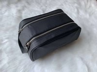 Wholesale best travel cosmetic bag resale online - Best selling quality Tote men travelling toilet bag fashion women wash bag large capacity cosmetic bags makeup toiletry bag Pouch CM