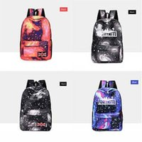 sky sports football venda por atacado-Ryan Giggs Fortnite Starry Sky Fortress Noite Backpack Manter Fit mochila Super Star Schoolbag Football Mochila Desporto Escolar Saco Outdoo # 846