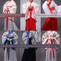 Wholesale gowns prices resale online - New ancient costume special price Chinese classic dress Clothes and women s gown dress deep Chinese clothing Tang clothing Han dynasty adult