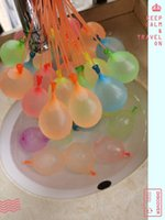 Wholesale water balloon refills resale online - Balloons Rubber Bands Refill Tools Refill Pack Party Decor Supplementary Balloons Accessories Party Supplies c07
