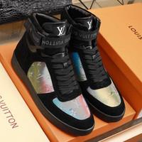 Wholesale mens sneakers sale resale online - Men Shoes Fashion Boots Luxury Sneakers Casual Fashion Footwears Trainers Comfortable Sneakers Design Herren Sportschuhe Sale Mens Shoes