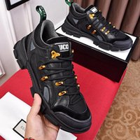 Wholesale mes casual shoes for sale - Group buy New Arrival Mens Flashtrek Sneaker Mens Shoes Chaussures Pour Hommes Top Quality Lightweight Fashion Design Shoes Lace Up Casual Me