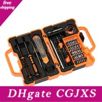 Wholesale repair electronics resale online - 45 In Precise Screwdriver Set Home Tool Sets Repair Kit Opening Tools For Cellphone Computer Electronic Maintenance Lxl394