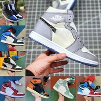 Wholesale retro basketball shoes x resale online - TOP Quality OG Basketball Turbo Green Origin Story Gs Banned NRG X Union Retroes s Unc White Blue Sports Shoes