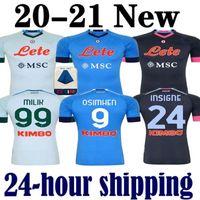 Wholesale jersey naples for sale - Group buy 20 Napoli soccer jersey Naples football shirt KOULIBALY camiseta de fútbol INSIGNE MILIK maillots H LOZANO MERTENS MEN KIDS