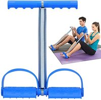 Wholesale yoga foot resale online - Foot pull rope sit up spring tension for fitness yoga training