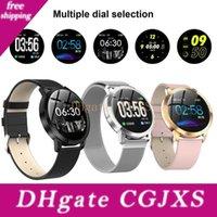 Wholesale huawei smartwatch waterproof online – Cf18 Smart Watch Ip67 Waterproof Color Screen Blood Pressure Heart Rate Monitor Men Women Smartwatch For Samsung Xiaomi Huawei