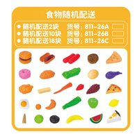 Wholesale year old baby gifts for sale - Group buy Fun imitation kitchen toys boys and girls over years old cook and cook food for every baby children set toys chic gifts