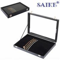 Wholesale bridge boxes resale online - 20 seat necklace bridge display jewelry plate jewelry Bracelet box bracelet display box YW3F9