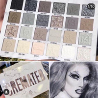 Wholesale Newest JS Cremation Colors Eyeshadow Palette Grey Brown Matte Pressed Powder J Star High Quality Eye Shadows