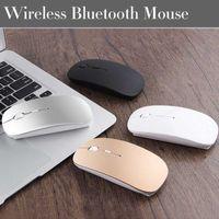 Wholesale tablet pc x5 resale online - Bluetooth Mouse For Teclast x4 x30plus x5 pro x6 pro F7 plus F15 F6 F6 Laptop Notebook Computer tablet pc Wireless Mouse