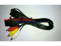 Wholesale ems video games for sale - Group buy by dhl or ems AV TV RCA Video Cord Cable For Game cube for SNES GameCube for N64 Store hot new