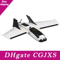 Wholesale pnp drones resale online - Zohd Dart g mm Wingspan Sweep Forward Wing Aio Epp Fpv Rc Airplane Fpv Fixed Wing Rc Drone Plane Kit Pnp Version