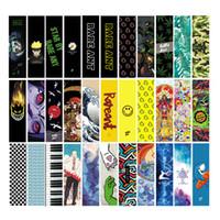 Wholesale deck boards for sale - Group buy 84cm Skateboard Griptape Longboard Grip Tape Sheet Sandpaper Deck Protector Skate Board Sticker Accessories Scooter Sandpaper