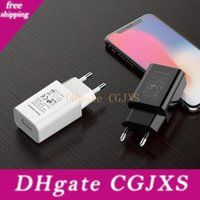 Wholesale european charger usb for sale – best 5v a High Quality Mobile Phone Direct Charger Usb Charging Plug Head Of The European Ce Certification Battery Chargers Colors