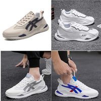 Wholesale shoes young resale online - fashion men s sneakers casual shoes ventilated running shoes young people s tourist shoes were made of many materials comfortable a