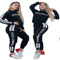 Wholesale sexy women motorcycle suits for sale - Group buy Women piece set summer clothing casual suit running fashion sportswear leggings suit sweatsuit sexy club jogger bodysuit outfit
