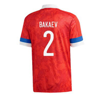 Wholesale russia for sale - Group buy Player version Thailand Russia Soccer Jersey ARSHAVIN jersey European Cup Russia MIRANCHUK ZHIRKOV EROKHIN KOMBAROV SMOLOV Men