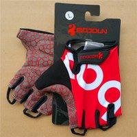 Wholesale drop gloves for sale - Group buy Drop Ship Men Bike Bicycle Glove Outdoor Cycling Sports Breathable Gloves Women MTB Bike Half Finger Sponge Pad Gloves Black XL