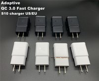 Wholesale samsung galaxy s6 edge charging adapter for sale – best QC Fast Charger US EU UK V A Quick Charge Travel Adapter EP TA200 For Samsung Galaxy S10 charger S8 S9 Plus S6 Edge A3 A5 A7 Note