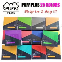 Wholesale big pens for sale - Group buy Newest PUFF BAR PLUS Puffs Disposable Vape Device Pod Pen Cartridge mAh Battery mL Pre Filled Big Stick Style Portable Package