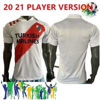 Wholesale river plate football shirt for sale - Group buy 20 PLAYER VERSION River Plate PONZIO Soccer Jerseys home Away SCOCCO CASCO MARTINEZ RED PEREZ FERNANDEZ FOOTBALL SHIRTS