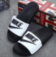 Wholesale outdoor sandals resale online - Whoesale Mens Womens Designer Slides Slipper Sport Brand Basketball Sneaker Casual Slipper Outdoor Sandals Slippers Without Box Q