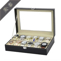 Wholesale wooden boxes for sale - Group buy qIgCP Wooden Japanese bit transparent window Storage jewelry packaging Wooden Storage Japanese bit transparent box window jewel WpyIX
