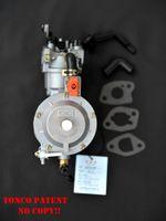carburetor for gasoline generator LPG NG propane gasoline hybrid 2.8KW 2800W 170F