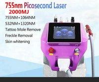 Tattoo Removal Machine 4 Wavelength 532nm 755nm 1064nm 1320nm Picosecond Pico Laser Skin Care Equipment
