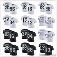 Wholesale raiders jersey for sale - Group buy Men Women Las Vegas Raiders Bo Jackson Josh Jacobs Jim Plunkett Hunter Renfrow Clelin Ferrell Football Jerseys