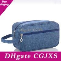 Wholesale large women s handbags for sale - Group buy Cosmetic Bag Waterproof Travel Wash Bags Women Men Large Capacity Storage Bag Handbag Men S Toiletry Pouch Hha1172