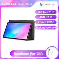 Wholesale Teclast M16 tablet android Deca Core inch GB RAM GB ROM tablets G Network Dual WIFI Cameras GPS mAh tablet pc