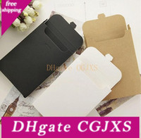 Wholesale greeting box resale online - Greeting Card Packing Cardboard Box Envelope Type Postcards Gift Boxes cm