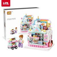 Wholesale mini plastic blocks for sale - Group buy LOZ Mini Toys Plastic Assembly Blocks Children Toy Educational DIY Architecture Model