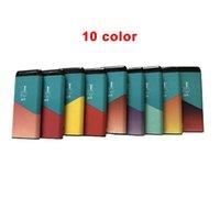 Wholesale color vapor battery resale online - Charm Mr Vapor Air Disposable Device Pod Kit Puffs ml Pod Cartriges mah Battery Vape e Cigs Perfect Device Color