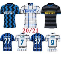 Wholesale soccer tops inter milan for sale - Group buy 20 Inter Milan LUKAKU LAUTARO SKRINIAR GODIN SENSI soccer jerseys ALEXIS SENSI BARELLA jersey football shirts Men top shirts