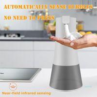 Wholesale phone soap for sale - Group buy Liquid Soap Dispenser Automatic Foam Washing Mobile Phone Intelligent Induction Hand Washing Smart Sensor Sanitizer Sanitation MMA3454 A