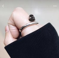 Wholesale black nails designs for sale - Group buy 925 Sterling Silver fashion nail rings for lady Design mens and women Party Wedding Lovers gift hip hop jewelry