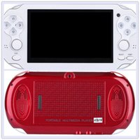 Wholesale mp5 tv game 4gb for sale - Group buy Cgjxs Tft Screen gb Handheld Game Mp5 Player Mp3 Player Mp4 Player With Dual Joystick Camera Fm Tv O Free Dhl