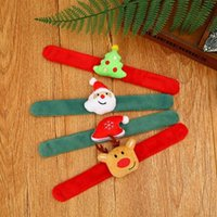 Wholesale characters kid bracelets resale online - Christmas Children s Gifts Christmas Creative Gifts Children s Red Bracelets kids bracelet W