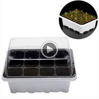 Wholesale garden tools sales resale online - OT Sales lls ole Outdoor Nursery Pot Plant Seeds Grow ox Garden Tools pies Set Jill