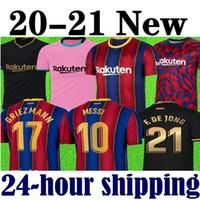 Wholesale tops football shirts resale online - new season top thailand quality soccer jersey camisetas futbol BAR football soccer shirts