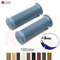 Wholesale sportster 883 xl resale online - Motorcycle Handlebar Hand Grip Silicone mm mm Moto Handle Bar Hand Grips For XL Hugger Sportster Cruiser Chrome