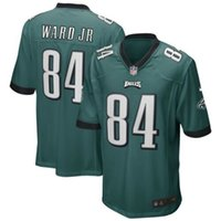 Wholesale american football jerseys stitched for sale - Group buy Cheap Greg Ward Jr Men s Green Top XS XL Stitched Football jerseys